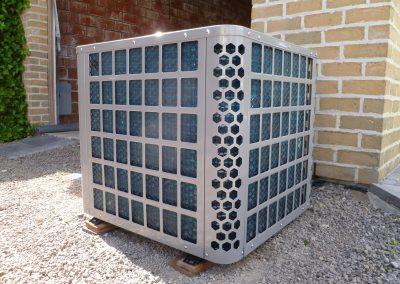 Een warmtepomp, de goedkope methode om uw water te verwarmen.